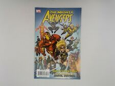 Mighty Avengers: Most Wanted Files Official Handbook #1 Marvel Comics 2007 FN FL