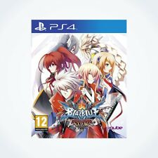 BLAZBLUE Chronophantasma Extend sur PS4 / Neuf / Sous Blister / Version FR