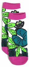 Dames Disney Le Livre De La Jungle Kaa Shoe Doublures Chaussettes Uk 4-8 Eur 37-