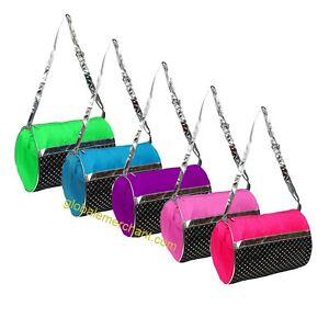 Duffle Bag Gymnastics Cheer Duffle Bag Silver Sequin Select Color