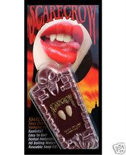 Scarecrow Fangs Halloween Unisex Vampire Werewolf Costume Accessories Party