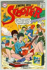 Swing with Scooter #3  VG Batman on Cover