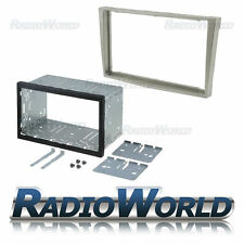 Vauxhall Astra H Champagne Double Din Fascia Panel Adapter Cage Fitting Kit