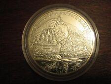 "Ukraine - 5 Gryvnas  coin 2005 "" Sviatohirsk Assumption Lavra Monastery """