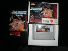 Super Nintendo, Snes - darius twin - 100% complete
