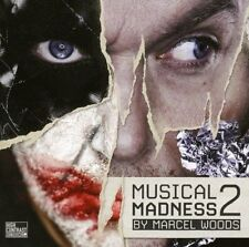 Marcel Woods - Musical Madness 2 [CD]