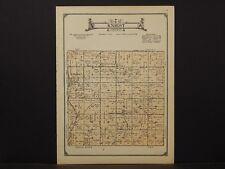 Iowa, Carroll County Map, 1923, Township of Kniest, K2#76