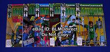 1991 Green Lantern Emerald Dawn II 1 2 3 4 5 6 Full Run First PrintS DC 1 6