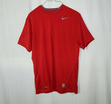 Nike Pro Fit Short Sleeve Athletic Fitness Shirt Size Medium Mens Clothing