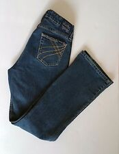 Jeans Women's Levi Strauss Signature Stretch LowRise Slim Bootcut-Size 9 Juniors