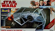 Star Wars Darth Vader's Tie Fighter Guerre Stellari - Revell Kit 1:72 - 06881