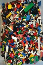 Genuine Lego Bundle Mixed 1 Kg 1000g Bricks Parts Pieces Bulk 1 Kilogram starter