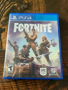 Fortnite (PlayStation 4, 2017) RARE PHYSICAL COPY