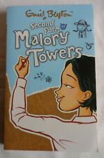 Enid Blyton: SECOND FORM AT MALORY TOWERS [Paperback]