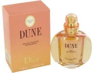 Dune Women's Perfume by Christian Dior 1.7oz/50ml Eau De Toilette Spray