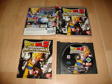 DRAGON BALL Z BURST LIMIT DE BANDAI PARA LA SONY PS3 USADO EN BUEN ESTADO
