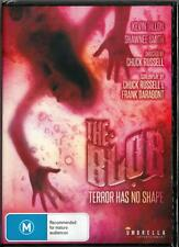 THE BLOB - CLASSIC RE-MAKE - NEW & SEALED REGION 4 DVD FREE LOCAL POST