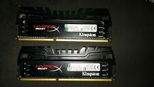 Kit Memoire Kingston  HyperX-Beast KHX16C9T3K2, DDR3, 1600MHZ, CL9 16 GB (2x8GB)