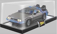 DeLorean aus Zurück in die Zukunft | Eaglemoss nur Schaukasten Originalversion !