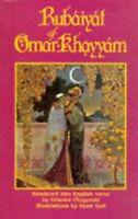 Rubaiyat by Omar Khayyam Hardback Book The Fast Free Shipping