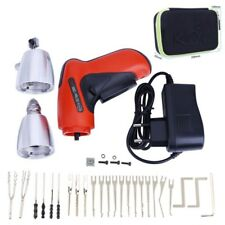 Cordless Electric Lock Pick Gun Auto Pick Set Guns Lockpicking Locksmith Tools