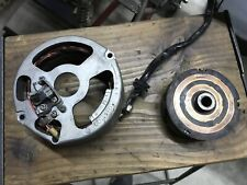 79 yamaha xs650 alternator stator rotor unit with hardware