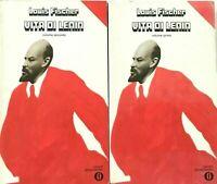 VITA DI LENIN - Louis Fischer - 2 Voll - Oscar Mondadori 1973