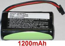 Battery 1250mAh For RADIO SHACK 239086, 9601943, 960-1943, CS90260