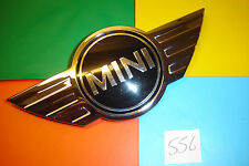 BMW MINI R60 R61,COOPER, S, PACEMAN, COUNTRYMAN,FRONT &/OR REAR BADGE EMBLEM