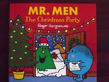 Mr Men The Christmas Party by Roger Hargreaves  Paperback