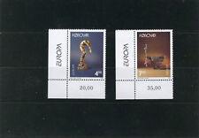Faroer Ceptausgabe 1993 ** Eckrand