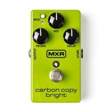 MXR M269SE CARBON COPY BRIGHT DELAY Effect Pedal