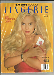 Playboy's Book of Lingerie January/February 1995 Bagged/Boarded!