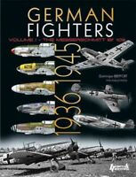 German Fighters 1936-45 : The Messerschmitt Bf 109, from 'anton' to 'karl, Pa...