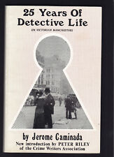 More details for 25 years as police detective in victorian manchester vol 1 caminada rare