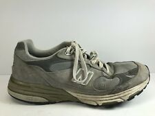 New Balance 993 Heritage Collection Grey Men's Sz 12 D Athletic Running Shoes