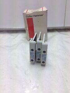 3  CUTLER-HAMMER H2001-3 HEATER ELEMENT
