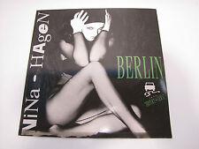 Nina Hagen  – Berlin  Erfurt + Gera Maxi  Mercury – 878 483-1  - NEUWERTIG LP