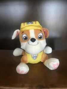 Paw Patrol Plush home free of smoke and pets great condition Rubble Character