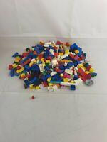 LEGO 0.8kg Bundle - Mixed Bundle - Blocks, Misc Items - Free P&P - Clean VGC
