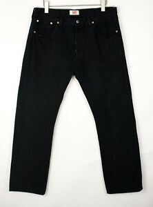 Levi's Strauss & Co Hommes 501 Jeans Jambe Droite Taille W38 L32 BEZ337