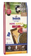 Bosch ADULT MINI LAMM & REIS 15 kg