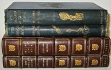 THE JUNGLE BOOK!Rudyard Kipling(FIRST EDITION!)1894! Leather Case + Second RARE!