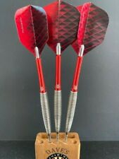 Absolutely unique 22 gram 90% Tungsten custom made darts