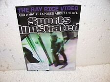 Sports Illustrated September 15 2014 Ray Rice Video