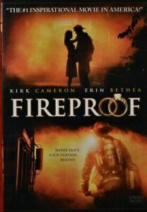 FIREPROOF DVD (Region 0, 2008) VGC, Free Post