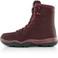 Nike Air Jordan Future Men Winter Boots Maroon Men Sneaker Size 9 854554-600