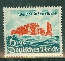GERMANY #B176 6+94pf Heligoland, og, NH, VF, Scott $22.50