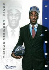 2012 13 Panini Prestige #207 Thomas Robinson RC Sacramento Kings NM NBA Single