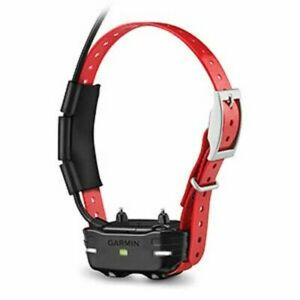 Garmin TB 10 Dog Tracking And Training Collar Device For PRO Trashbreaker (Red)